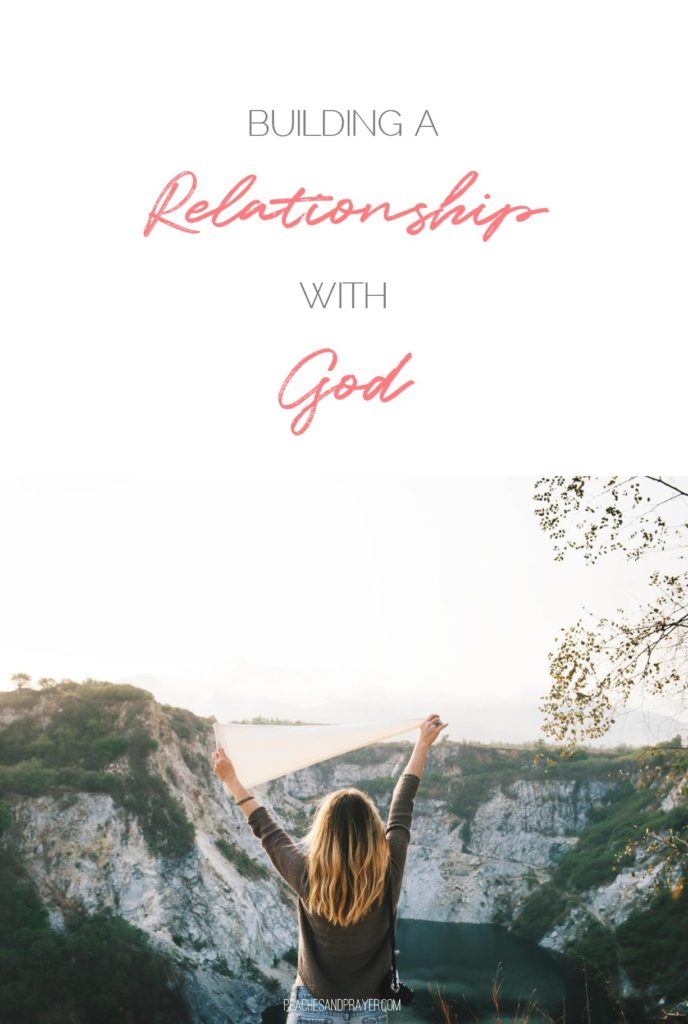Relationship with my Savior