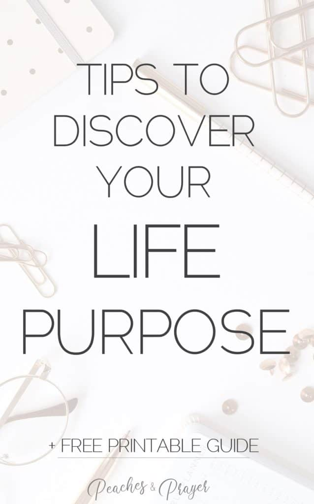 Tips to discover your Life Purpose