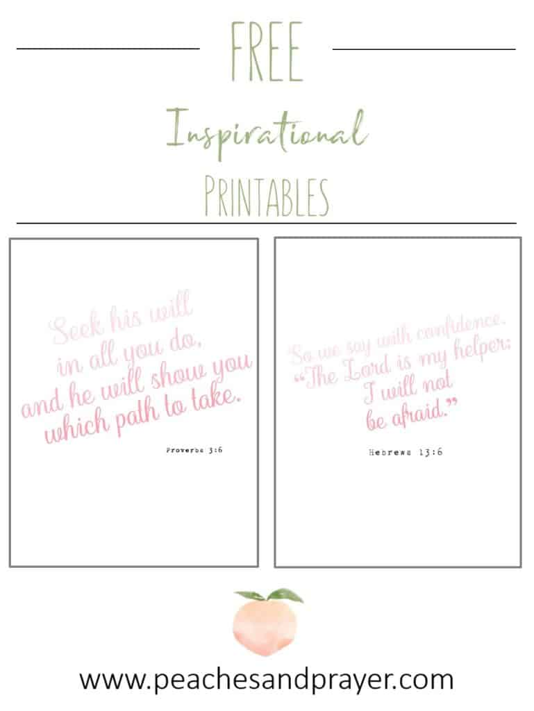 Free Girl Confidence Printable Verse
