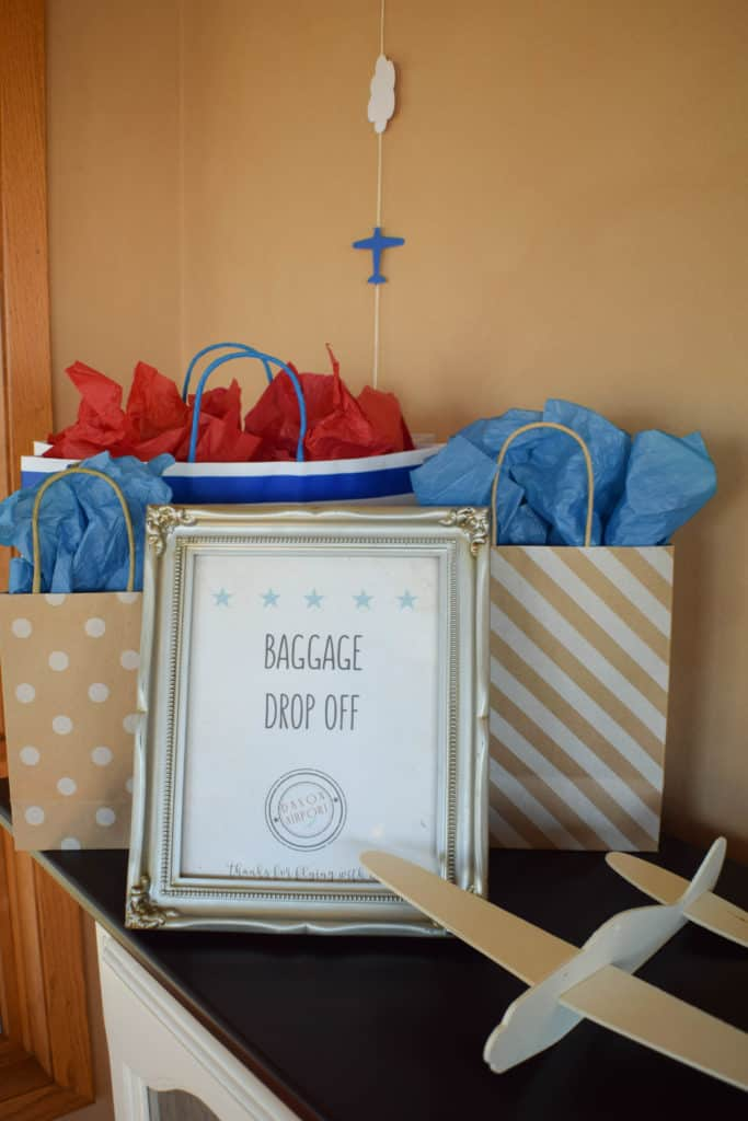 Baggage Drop Off Gifts