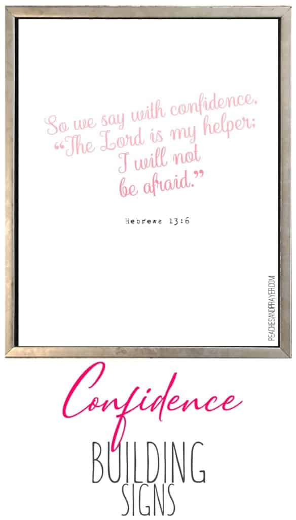 Bible Verses for Building Confidence