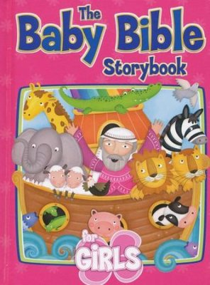 baby bible storybook girls