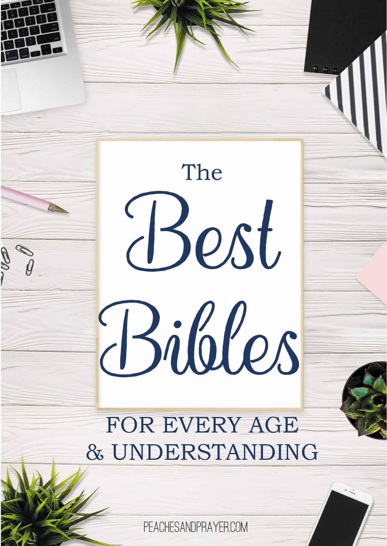 Best Bibles