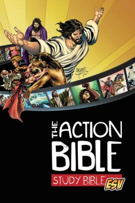 Best Bible ESV The Action Bible