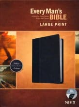 Best Study Bible for Men Every Man's Study Bible