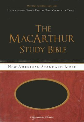 Best Bibles MacArthur Study Bible