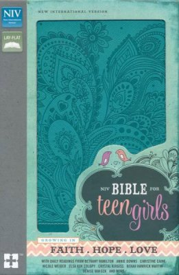 Best Bibles NIV Teen Girl's Study Bible