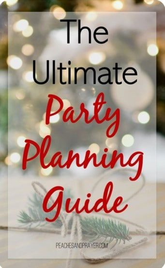 The Ultimate Christmas Party Planning Guide><div class=