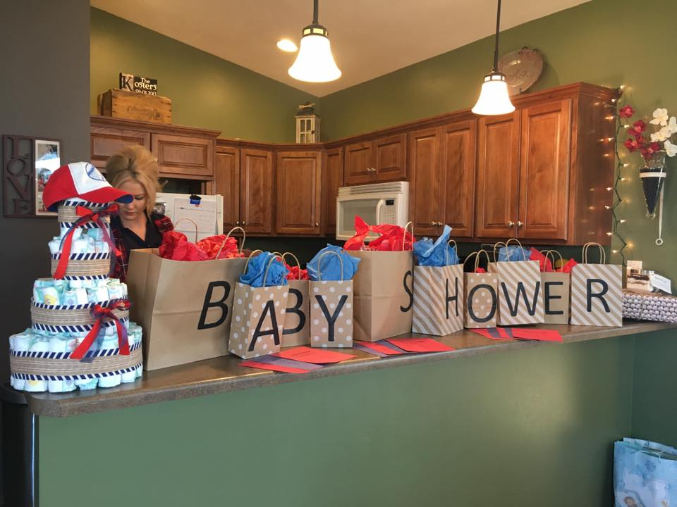 Baby shower bags diy baseball theme party party planning guide
