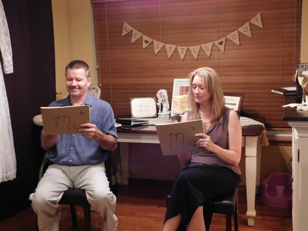 Anniversary Party We still Do Not so newlywed game Party Planning Guide