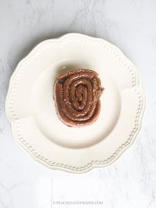 Gluten and Dairy Free Caramel Roll Recipe