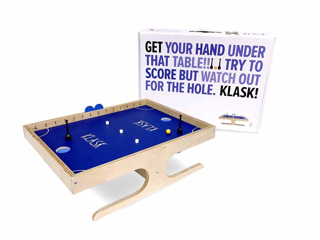 klask game