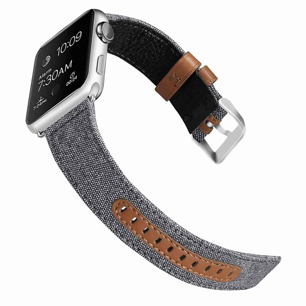 Gifts for Him apple watch leather band