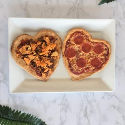 Date Night Paleo Pizza