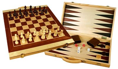 gifts for him wooden board games