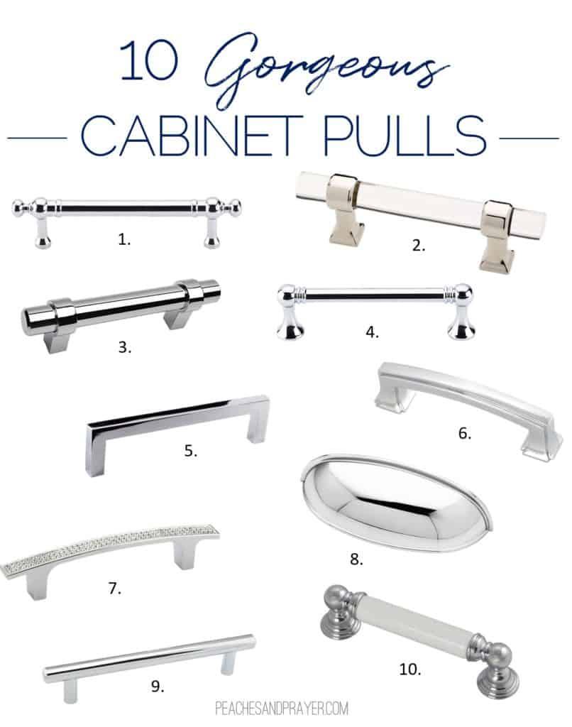 Best Cabinet Pulls