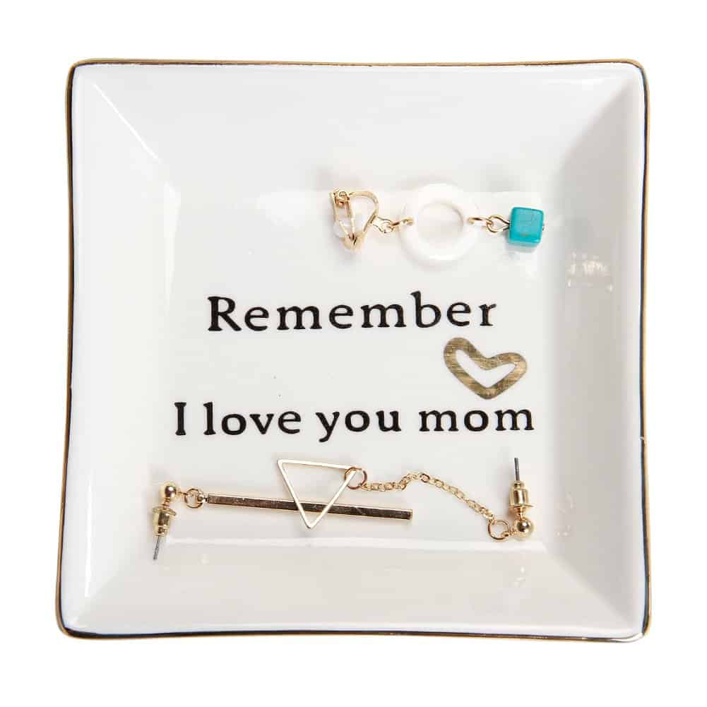 Jewelry bowl for mom