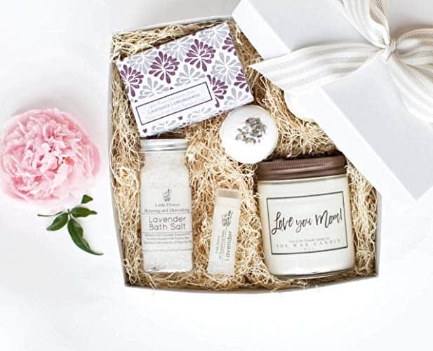 Gifts for Mom Spa Kit