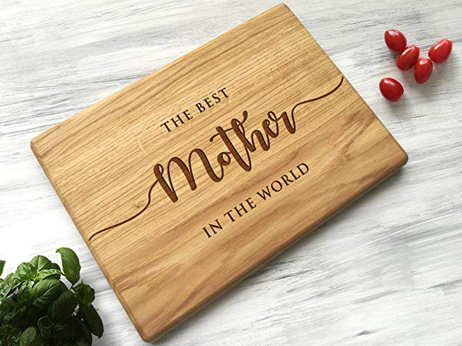Cutting Board for Mom