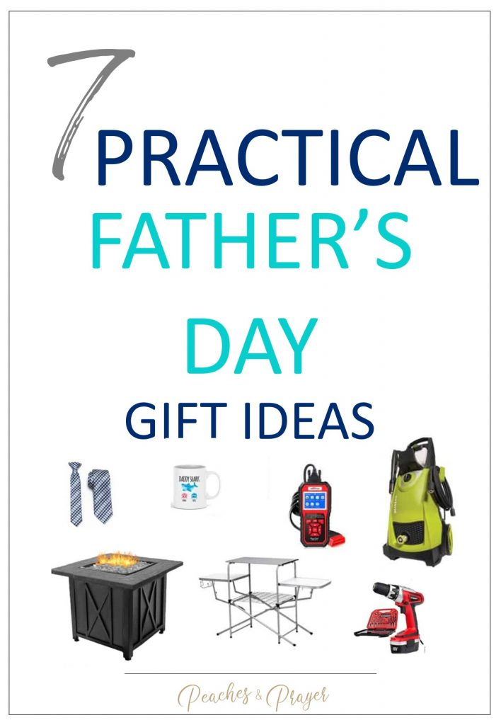 7 Practical Father's Day Gift Ideas