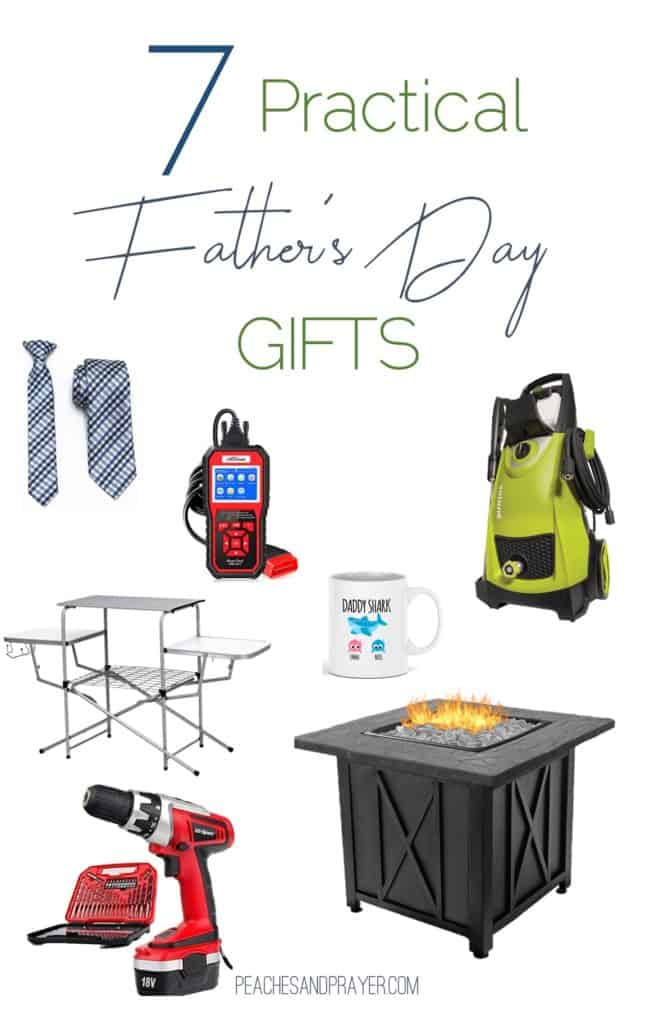 7 Practical Dad Gifts for Father's Day