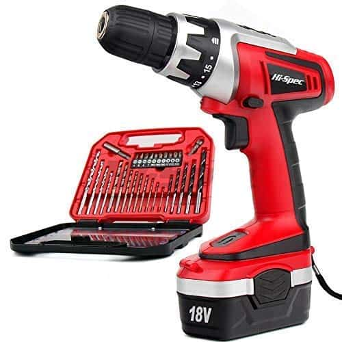 Hi-Spec Power Drill Father's Day