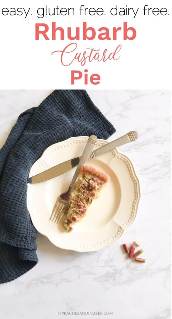 Easy Rhubarb Desserts
