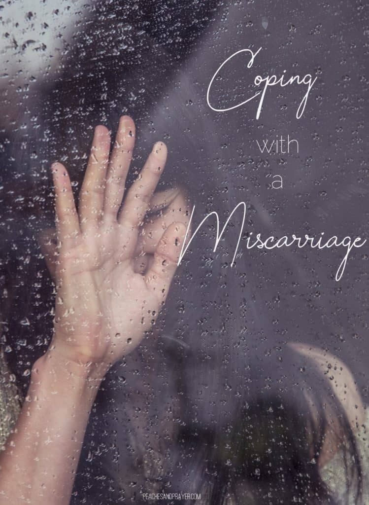 Miscarriage and anger