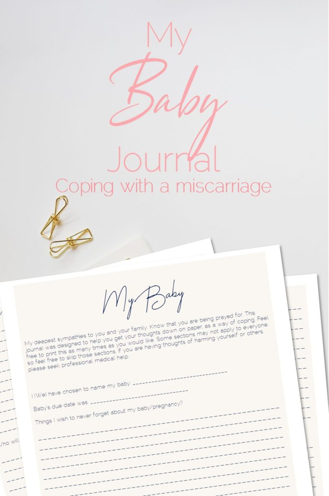Coping with a Miscarriage: The Lonely Road - Peaches & Prayer