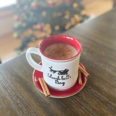 Easy Paleo Eggnog Recipe for the Holidays