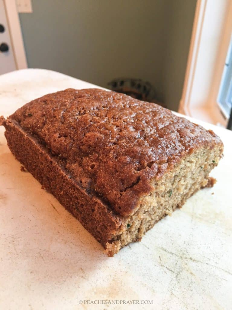 A Zucchini Quick Breads recipe that is versatile and easy!