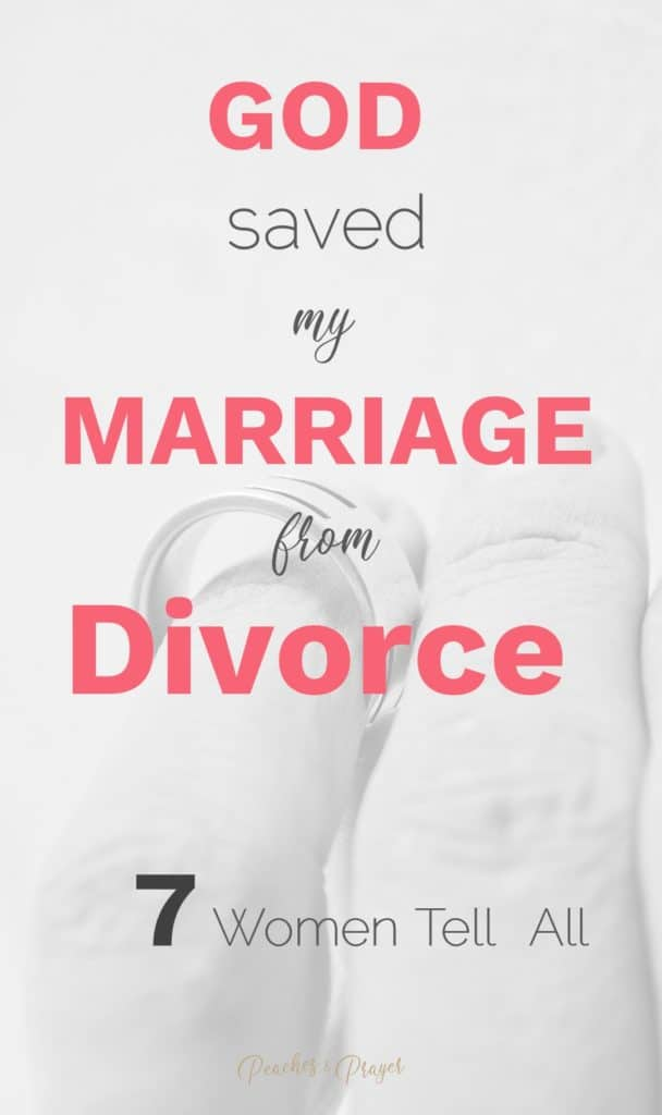 God saved my marriage from divorce 7 women tell all
