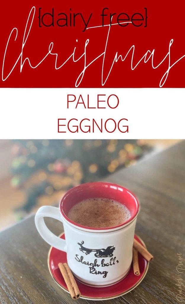 Dairy Free Eggnog Recipe Easy