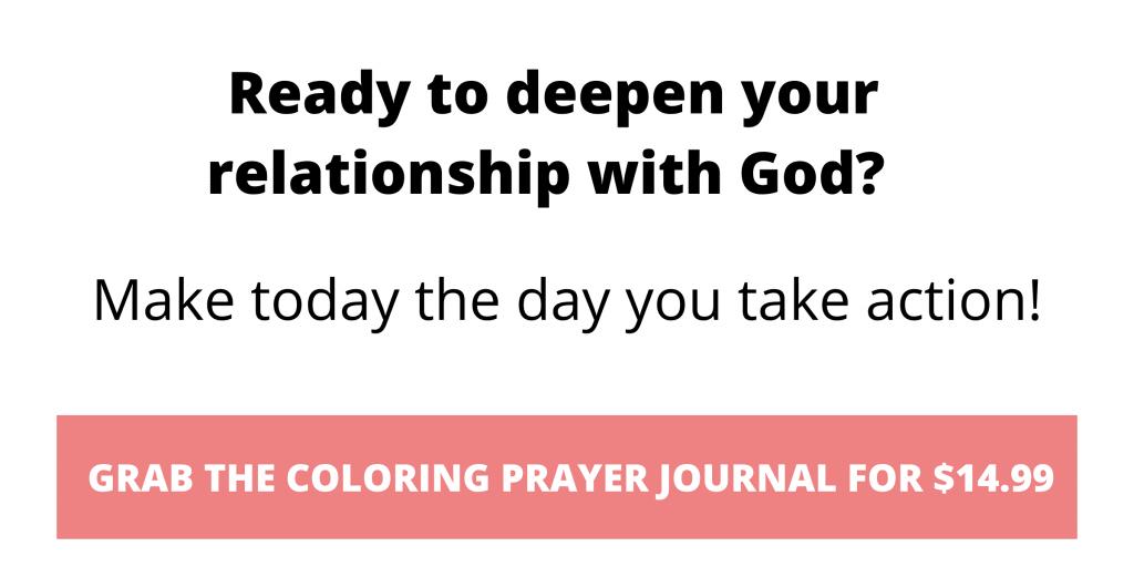 Christian coloring Prayer Journal 14.99