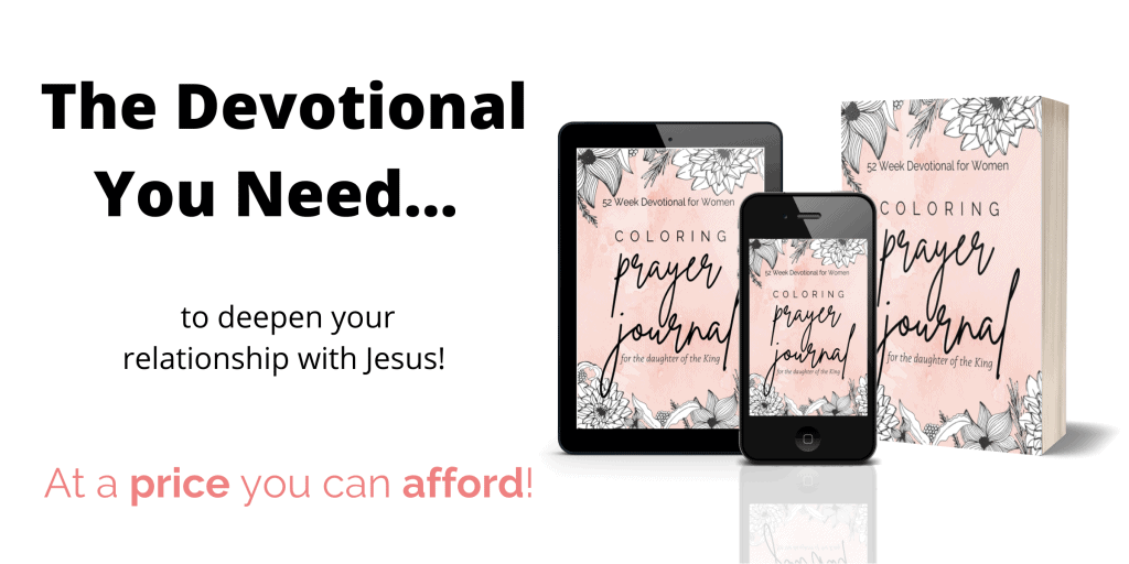 A Christian Woman's Prayer Journal you can afford